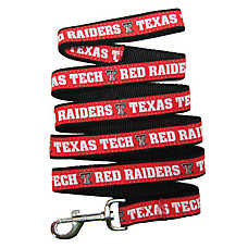Texas Tech University Red Raiders NCAA Dog Leash