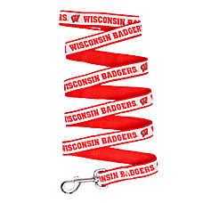 Wisconsin Badgers NCAA Dog Leash