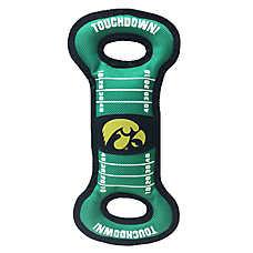 Iowa Hawkeyes NCAA Field Dog Toy