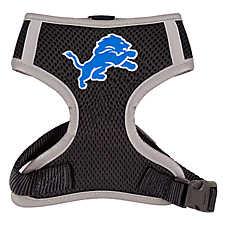 Detroit Lions NFL Dog Harness
