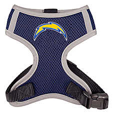 San Diego Chargers NFL Dog Harness