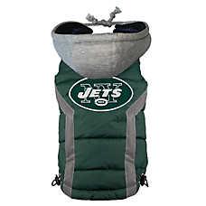 New York Jets NFL Puffer Vest