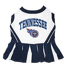 Tennessee Titans NFL Cheerleader Uniform