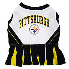Pittsburgh Steelers NFL Cheerleader Uniform