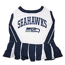 Seattle Seahawks NFL Cheerleader Uniform