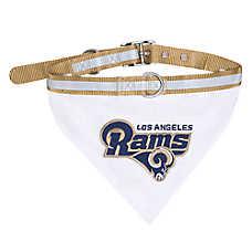 Los Angeles Rams NFL Bandana Collar