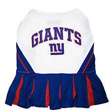 New York Giants NFL Cheerleader Uniform