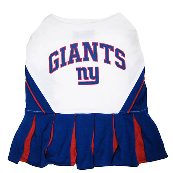 e0d282b1b New York Giants NFL Cheerleader Uniform