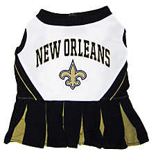 New Orleans Saints NFL Cheerleader Uniform