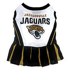 Jacksonville Jaguars NFL Cheerleader Uniform