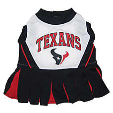 Houston Texans NFL Cheerleader Uniform