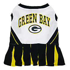 Green Bay Packers NFL Cheerleader Uniform