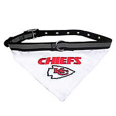 Kansas City Chiefs NFL Bandana Collar