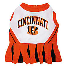 Cincinnati Bengals NFL Cheerleader Uniform