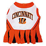 Cincinnati Bengals NFL Cheerleader Uniform