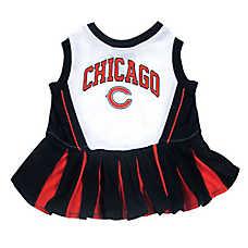 Chicago Bears NFL Cheerleader Uniform