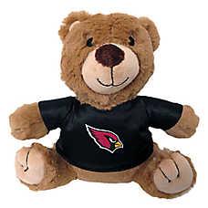 Arizona Cardinals NFL Teddy Bear Dog Toy