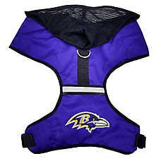 Baltimore Ravens NFL Dog Harness