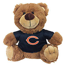 Chicago Bears NFL Teddy Bear Dog Toy