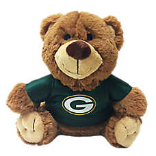 Green Bay Packers NFL Teddy Bear Dog Toy