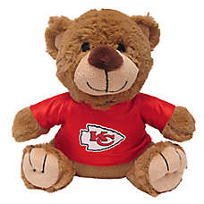 Kansas City Chiefs NFL Teddy Bear Dog Toy