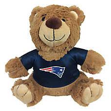 New England Patriots NFL Teddy Bear Dog Toy