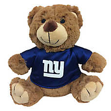 New York Giants NFL Teddy Bear Dog Toy