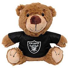 Oakland Raiders NFL Teddy Bear Dog Toy