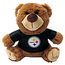 Pittsburgh Steelers NFL Teddy Bear Dog Toy