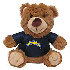 San Diego Chargers NFL Teddy Bear Dog Toy