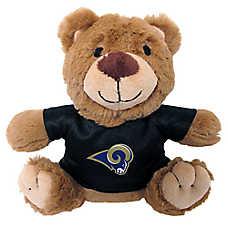 Los Angeles Rams NFL Teddy Bear Dog Toy