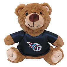 Tennesse Titans NFL Teddy Bear Dog Toy