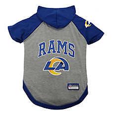 Los Angeles Rams NFL Hoodie Tee