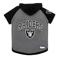 Oakland Raiders NFL Hoodie Tee