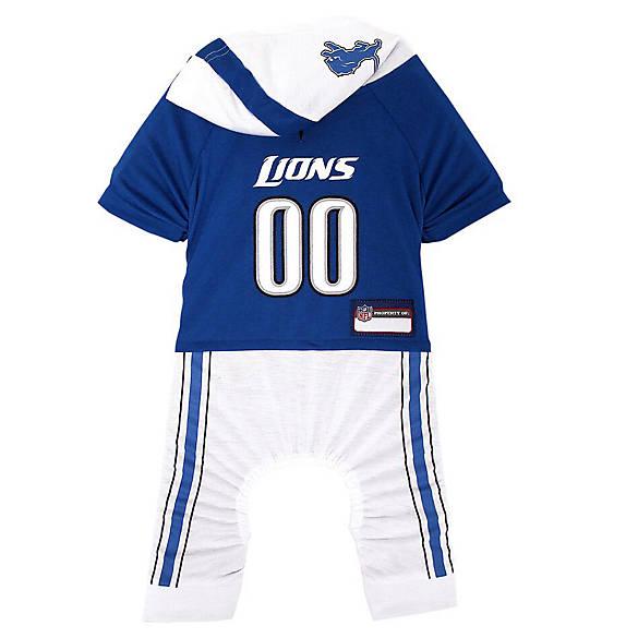 Detroit Lions NFL Team Pajamas  645797611
