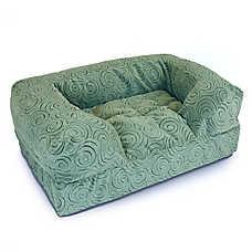 Snoozer® Forgiveness™ Robin Egg Sofa Dog Bed