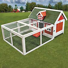 Ware® Little Red Hen Barn