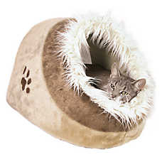 Trixie Minou Cuddly Condo Pet Bed