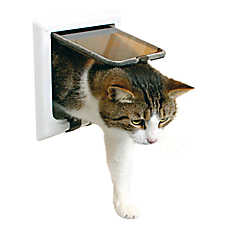 Trixie 4-Way Tunnel Cat Door  sc 1 st  PetSmart & Cat Doors u0026 Flaps: Electronic Magnetic Cat Doors | PetSmart