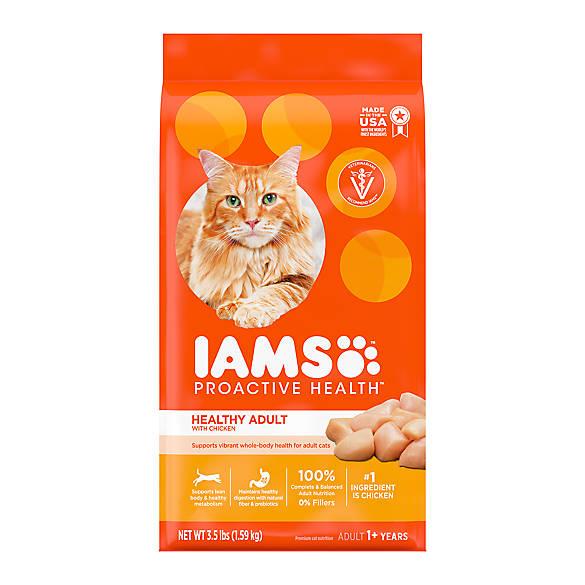 Best Value Iams Cat Food