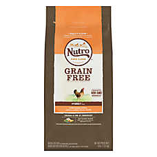 NUTRO® Grain Free Adult Dog Food - Natural, Non-GMO, Chicken, Lentils & Sweet Potato