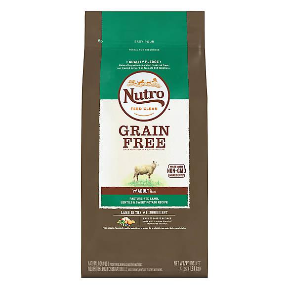Nutro Grain Free Canned Dog Food