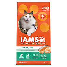 Iams® ProActive Health™ Hairball Care Adult Cat Food - Chicken