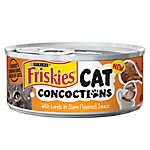 Purina® Friskies® Cat Concoctions Cat Food - Lamb in Clam Sauce
