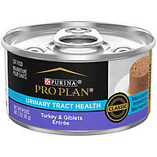 Purina® Pro Plan® Focus Adult Cat Food - Urinary Tract Health, Turkey & Giblets