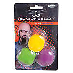 Jackson Galaxy® Dice Cat Toys - 3 Pack