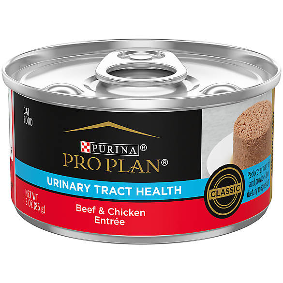 Purina Pro Plan Urinary Tract Health Canned Food