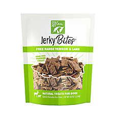 Only Natural Pet Jerky Bites Free Range Venison & Lamb Pet Treat