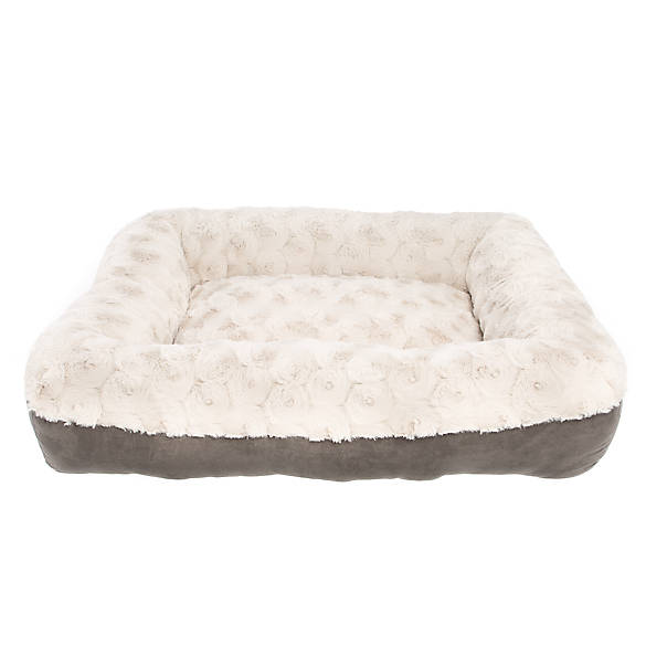 Top Paw® Fashion Memory Foam Pet Bed | dog Orthopedic Beds ...