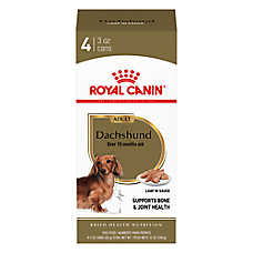 Royal Canin® Breed Health Nutrition™ Dachshund Adult Dog Food - 4ct